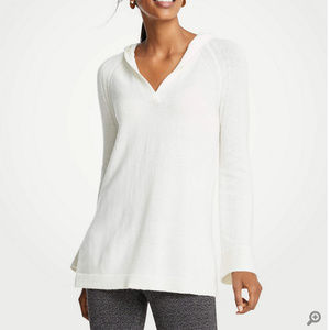 New- Ann Taylor Hoodie Tunic